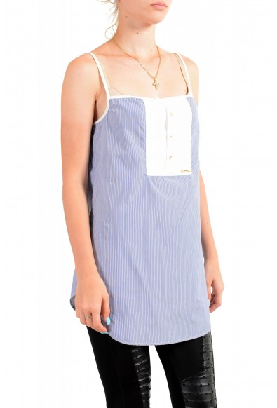 Dsquared2 Women's Striped Tunic Blouse Top : Picture 2
