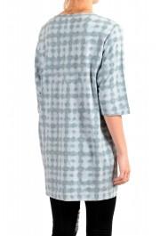 Maison Margiela MM6 Women's Crewneck Oversized Blouse Top : Picture 3