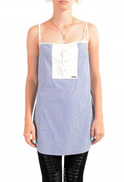 Dsquared2 Women's Striped Blouse Top