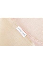 Sferra Unisex Two-Tone Linen Silk Scarf: Picture 3