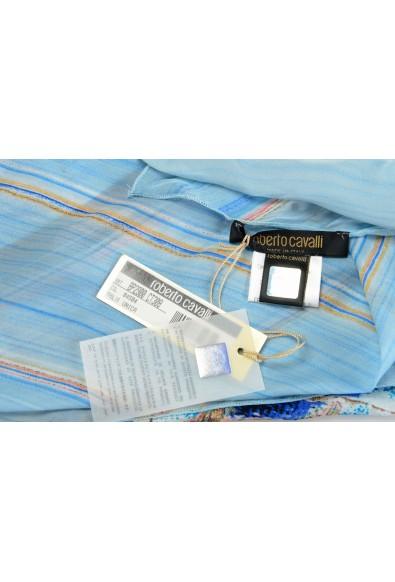 Roberto Cavalli Women's Multi-Color 100% Silk Scarf: Picture 2
