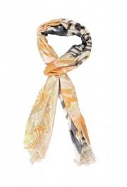 Roberto Cavalli Women's Multi-Color 100% Silk Scarf: Picture 4