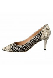"Salvatore Ferragamo ""Susi 70Pat"" Leather High Heel Pumps Shoes: Picture 2"