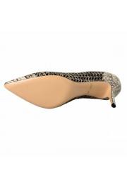 "Salvatore Ferragamo ""Susi 70Pat"" Leather High Heel Pumps Shoes: Picture 6"