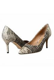 "Salvatore Ferragamo ""Susi 70Pat"" Leather High Heel Pumps Shoes: Picture 8"