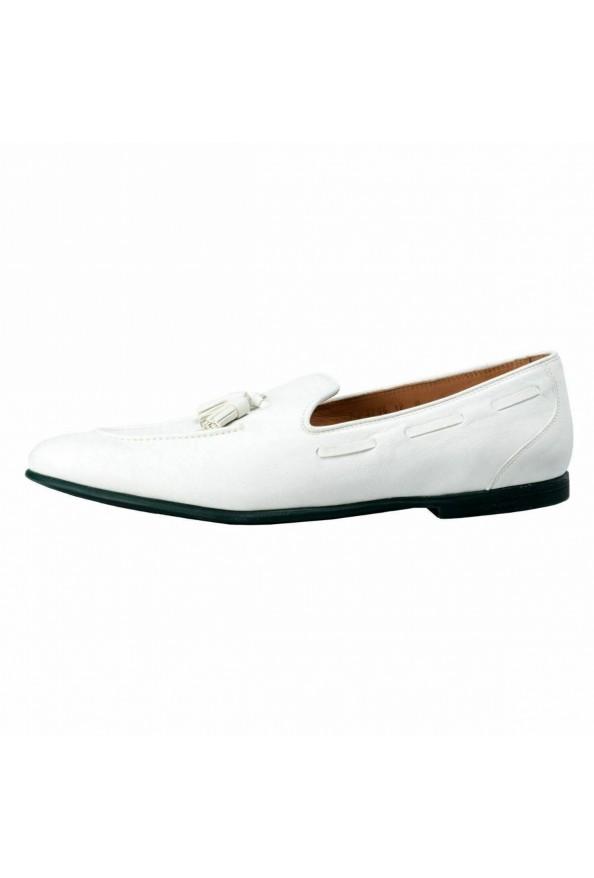 """Salvatore Ferragamo """"Riva"""" Leather Loafers Shoes : Picture 2"""
