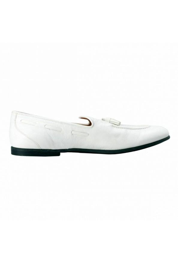 """Salvatore Ferragamo """"Riva"""" Leather Loafers Shoes : Picture 4"""