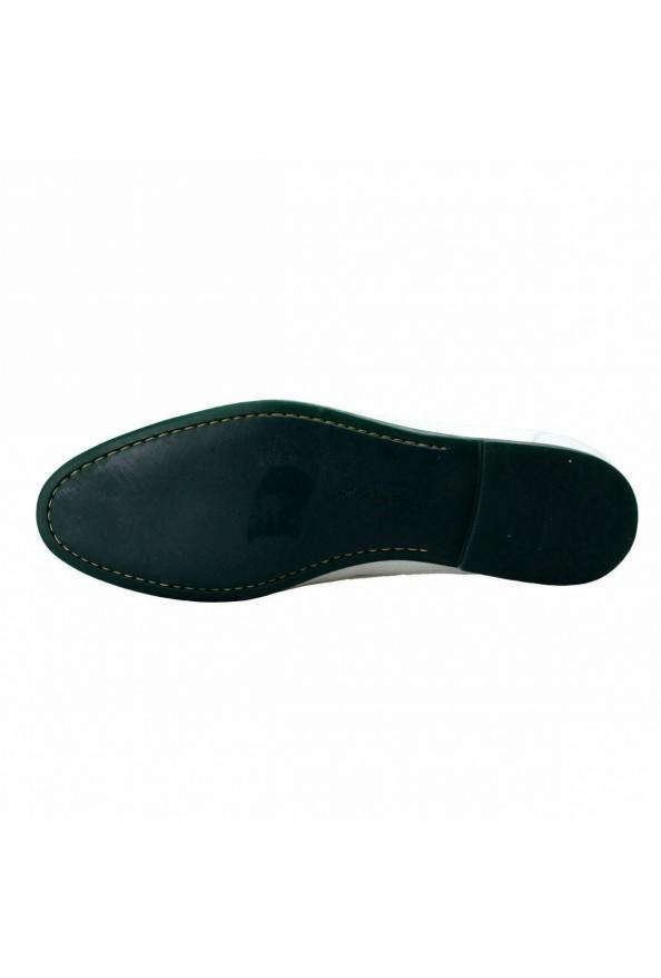 """Salvatore Ferragamo """"Riva"""" Leather Loafers Shoes : Picture 7"""