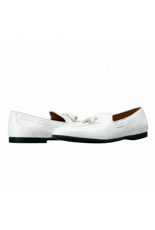 """Salvatore Ferragamo """"Riva"""" Leather Loafers Shoes : Picture 8"""