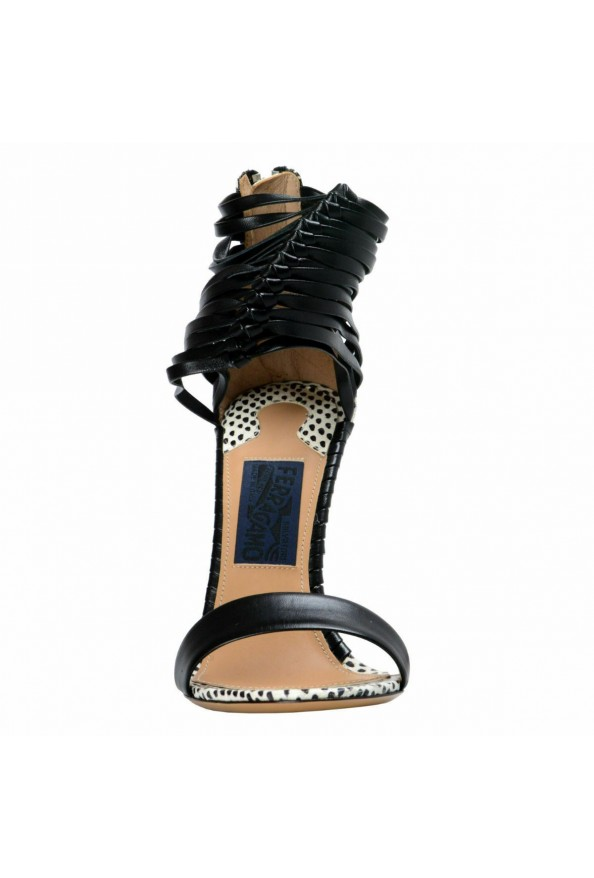 "Salvatore Ferragamo ""Pulcket"" High Heel Sandals Shoes: Picture 5"