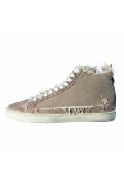 Dolce & Gabbana Men's Canvas Distressed Fashion Sneakers Shoes Keds: Picture 2