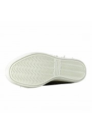 Dolce & Gabbana Men's Canvas Distressed Fashion Sneakers Shoes Keds: Picture 6