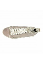 Dolce & Gabbana Men's Canvas Distressed Fashion Sneakers Shoes Keds: Picture 7