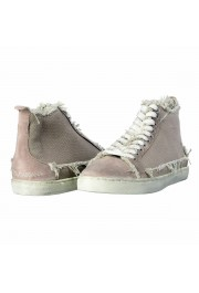 Dolce & Gabbana Men's Canvas Distressed Fashion Sneakers Shoes Keds: Picture 8