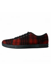 Dolce & Gabbana Women's Canvas Leather Fashion Sneakers Shoes: Picture 2