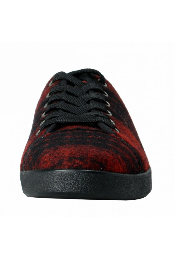 Dolce & Gabbana Women's Canvas Leather Fashion Sneakers Shoes: Picture 5