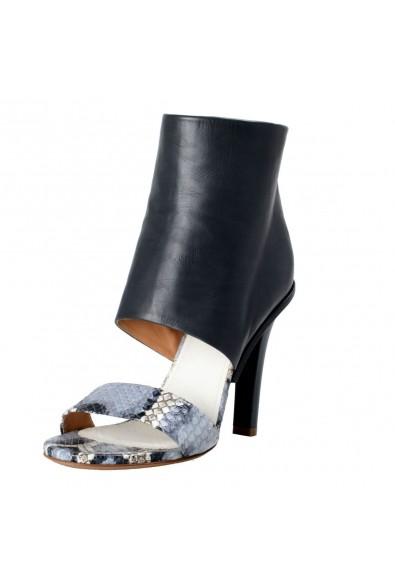 Maison Margiela 22 Women's Python Leather High Heel Sandals Shoes