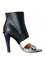 Maison Margiela 22 Women's Python Leather High Heel Sandals Shoes: Picture 4
