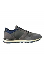 """Tod's """"New All"""" Men's Gray Lace Up Fashion Sneakers Shoes: Picture 4"""