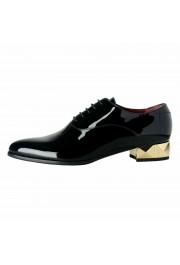 Valentino Garavani Women's Patent Leather Rockstud Oxfords Shoes: Picture 2