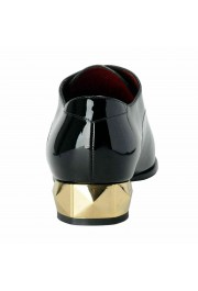 Valentino Garavani Women's Patent Leather Rockstud Oxfords Shoes: Picture 3