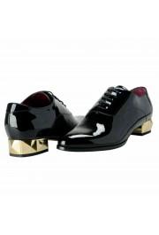 Valentino Garavani Women's Patent Leather Rockstud Oxfords Shoes: Picture 8