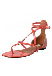 Valentino Garavani Women's Strappy Flat Sandals Shoes