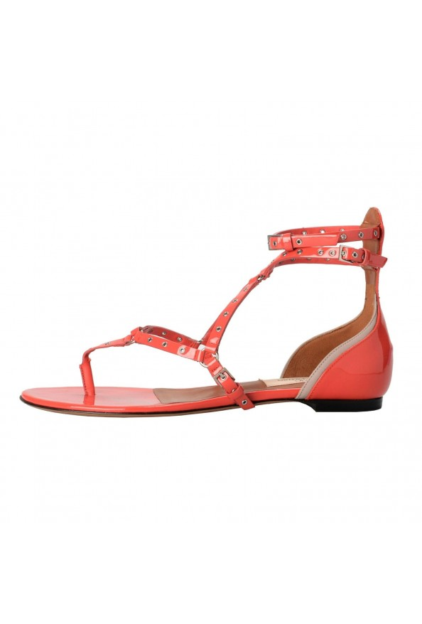 Valentino Garavani Women's Strappy Flat Sandals Shoes: Picture 2
