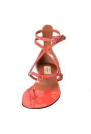 Valentino Garavani Women's Strappy Flat Sandals Shoes: Picture 5