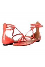 Valentino Garavani Women's Strappy Flat Sandals Shoes: Picture 6