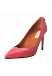 Valentino Garavani Women's Rockstud Fuchsia High Heels Pumps Shoes