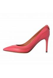 Valentino Garavani Women's Rockstud Fuchsia High Heels Pumps Shoes: Picture 2