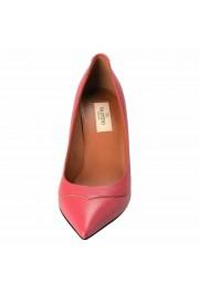 Valentino Garavani Women's Rockstud Fuchsia High Heels Pumps Shoes: Picture 5