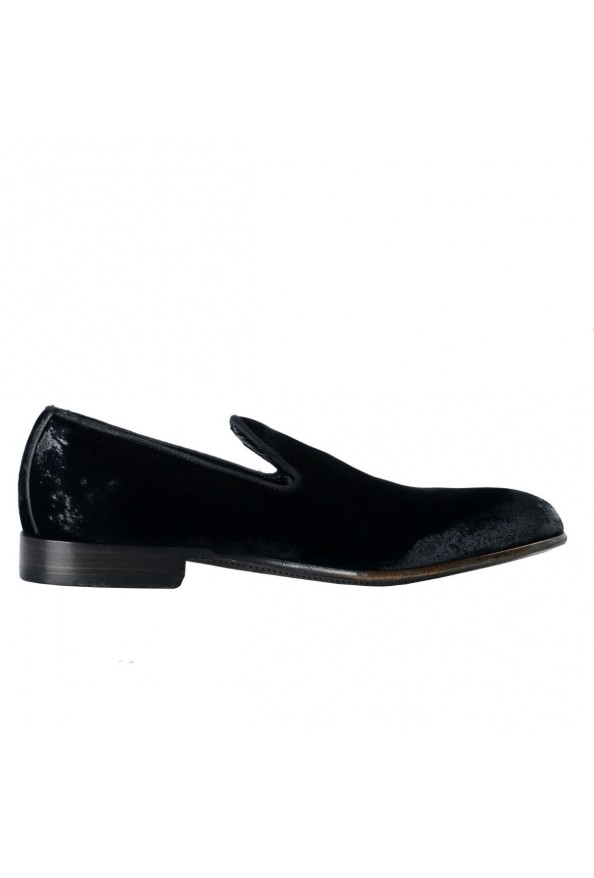 Dolce & Gabbana Men's Leather Loafers Slip On Shoes : Picture 4