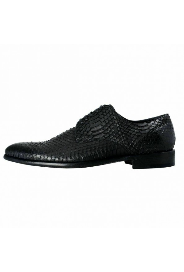 Dolce & Gabbana Men's Python Skin & Leather Oxfords Shoes: Picture 2