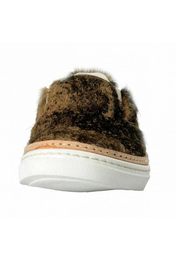 Maison Martin Margiela Women's Pony Hair Moccasins Shoes: Picture 5