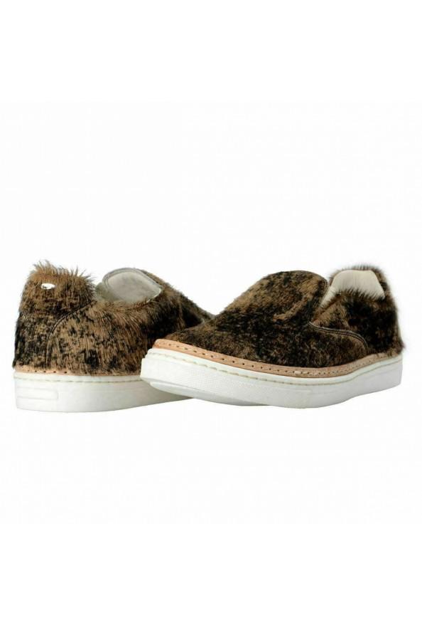Maison Martin Margiela Women's Pony Hair Moccasins Shoes: Picture 7