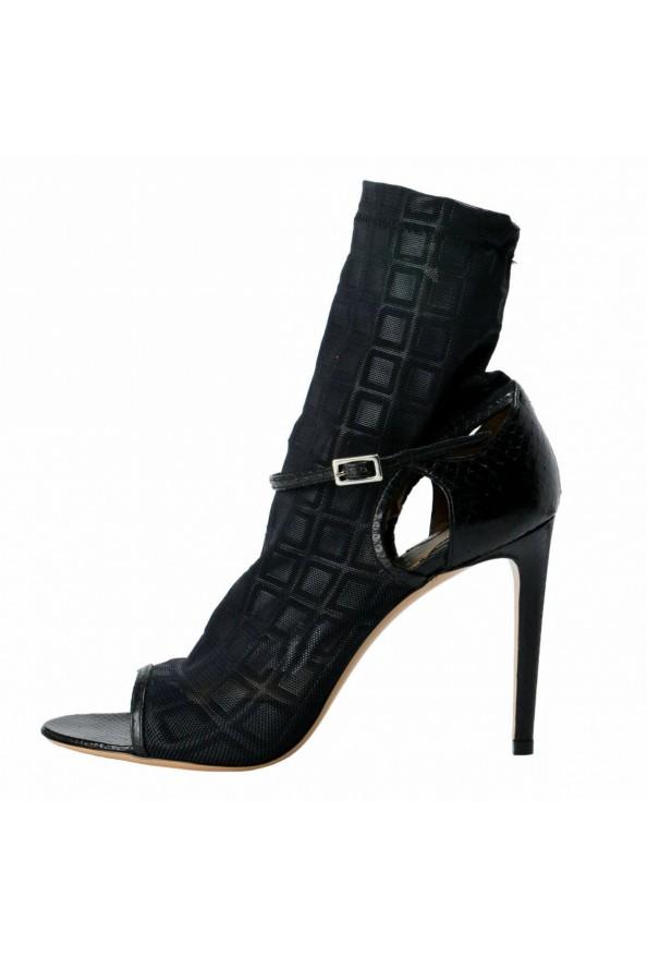 "Salvatore Ferragamo ""Payson"" High Heel Sandals Shoes: Picture 2"