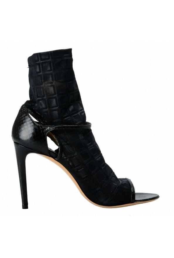 "Salvatore Ferragamo ""Payson"" High Heel Sandals Shoes: Picture 4"