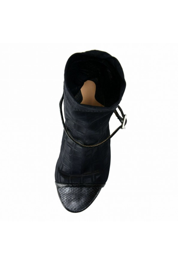 "Salvatore Ferragamo ""Payson"" High Heel Sandals Shoes: Picture 6"