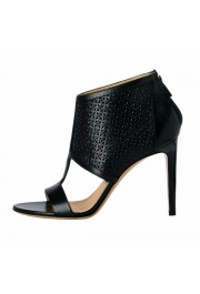 "Salvatore Ferragamo ""Pacella"" Leather High Heel Pumps Shoes: Picture 2"
