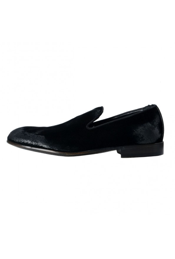 Dolce & Gabbana Men's Leather Loafers Slip On Shoes : Picture 2