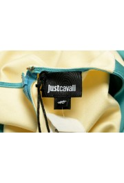 Just Cavalli Women's Two Tone Sleeveless Fit & Flare Dress : Picture 6
