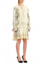 Just Cavalli Women's Multi-Color Lace Shift Dress : Picture 2