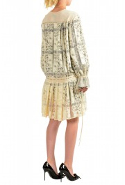 Just Cavalli Women's Multi-Color Lace Shift Dress : Picture 3