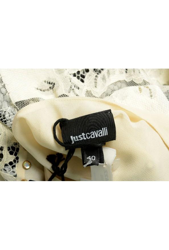 Just Cavalli Women's Multi-Color Lace Shift Dress : Picture 5