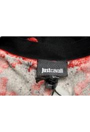 Just Cavalli Women's Multi-Color Silk Cashmere Cardigan Sweater : Picture 6