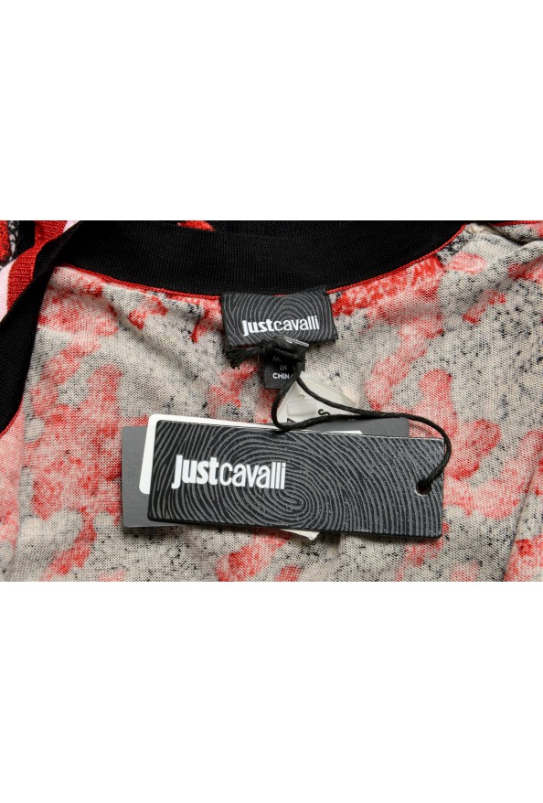 Just Cavalli Women's Multi-Color Silk Cashmere Cardigan Sweater : Picture 7