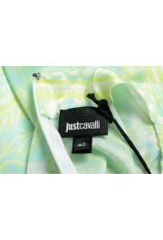 Just Cavalli Women's Multi-Color Short Sleeve Shift Dress: Picture 5