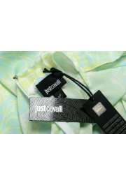 Just Cavalli Women's Multi-Color Short Sleeve Shift Dress: Picture 6